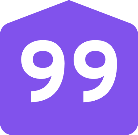 99 Remote Jobs logo